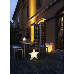 SCHEURICH LED-Stern »LUMEN STYLE«, weiß, Höhe: 55 cm