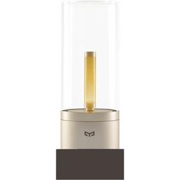 YEELIGHT LED-Stimmungslicht »Candela«, H: 19,5 cm, inkl. fest verbautem Leuchtmittel in weiß