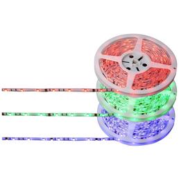 GLOBO LIGHTING LED-Streifen, 500 cm, mehrfarbig/weiß, 475 lm, dimmbar
