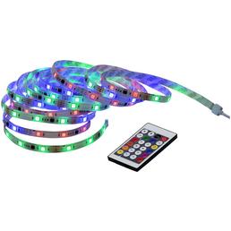 BRILONER LED-Streifen »Superline digital«, 500 cm, mehrfarbig, dimmbar