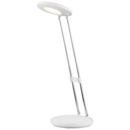 GLOBO LIGHTING LED-Tischleuchte »ELOEN I« Weiß, H: 35,5 cm,  inkl. Leuchtmittel in Warmweiß