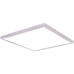 NÄVE LED-Wand-/Deckenleuchte »Pontal« weiß 1-flammig, dimmbar, inkl. Leuchtmittel in warmweiss/kaltweiss