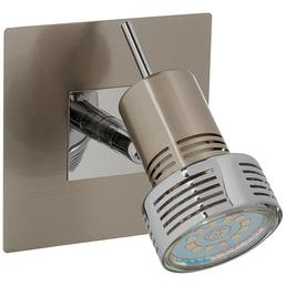 BRILLIANT LED-Wandleuchte »Kassandra«, GU10, inkl. Leuchtmittel in warmweiß