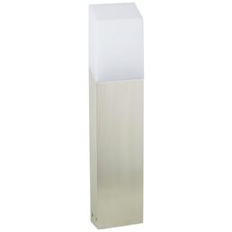 LUTEC LED-Wegeleuchte »FLAT«, 8 W, IP44, warmweiß