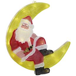 KONSTSMIDE LED-Weihnachtsmann, Höhe: 39 cm, Netzbetrieb