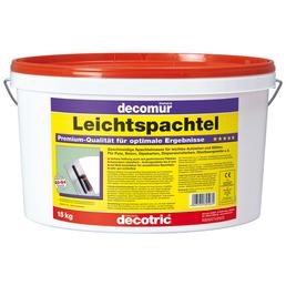 DECOTRIC Leichtspachtel weiß 15 kg