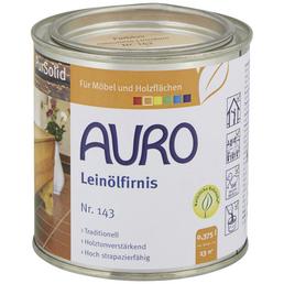AURO Leinölfirnis »PurSolid«, transparent, glänzend, 375 l