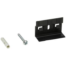 FN NEUHOFER HOLZ Leistenclip »CH23«, Kunststoff, geeignet für Sockelleisten, 30 Stück