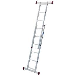 KRAUSE Leiterngerüst »CORDA«, 168 cm Gerüsthöhe