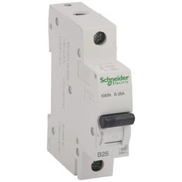 Schneider Electric Leitungsschutzschalter, 1-polig, B, 25 A