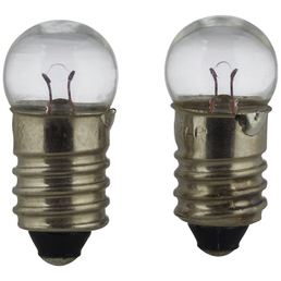 VARTA Leuchtmittel, E10, weiß