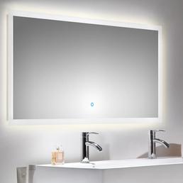 POSSEIK Lichtspiegel »LEVIA«, , BxH: 140 x 60 cm