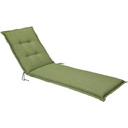 BEST Liegenauflage »Selection-Line«, grün, Uni, BxL: 60 x 190 cm