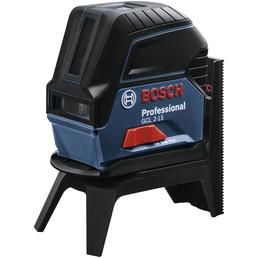 BOSCH PROFESSIONAL Linienlaser »GCL 2-15 Prof«, schwarz/blau