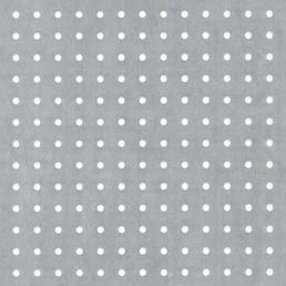 GAH ALBERTS Lochblech, Aluminium, 1000 x 120 x 1,5 mm
