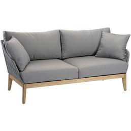 BEST Loungeset »Samos«, 4 Sitzplätze, inkl. Auflagen