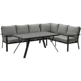 GARDEN IMPRESSIONS Loungeset »Sergio«, 5 Sitzplätze, inkl. Auflagen
