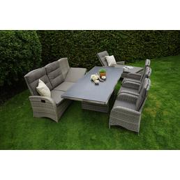ploß® Loungesofa »Sydney Comfort«, Breite 210 cm