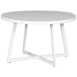 SIENA GARDEN Loungetisch »Alexis« mit Aluminium-Tischplatte, Ø 70 cm