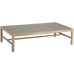 BEST Loungetisch »Madagaskar«, mit Beton-Tischplatte, BxTxH: 140 x 80 x 36 cm