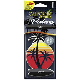 California Scents® Lufterfrischer »Ice «, schwarz