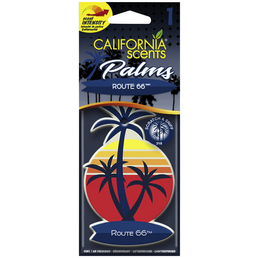 California Scents® Lufterfrischer »Route 66«, lila