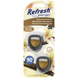 Refresh Your Car!® Lufterfrischer »Spiced Vanilla«, weiß/braun