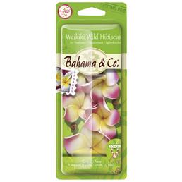 Bahama & Co.® Lufterfrischer »Waikiki wild Hibiscus«, pink/weiß