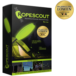 Rope Scout Markierclip, Clip, Gelb