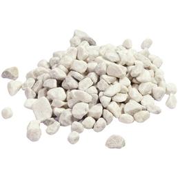 MR. GARDENER Marmorkies »Marmorkies«, aus Naturstein, weiß