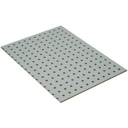 MDF-Lochplatte roh, 2600x1000x3 mm, Natur