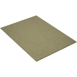 MDF-Platte roh, 2800x2070x3, Natur