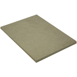 MDF-Platte roh, 2800x2070x8 mm, Natur
