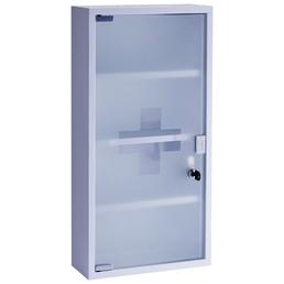 ZELLER Medizinschrank weiß 30 x 12 x 60 cm