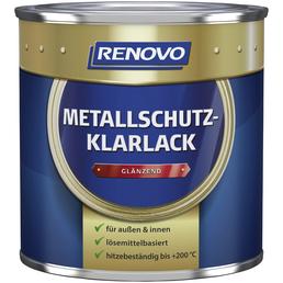 RENOVO Metallschutzlack, farblos, für innen & außen