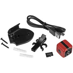 EASYMAXX Mini-Kamera, HD (1280 x 720p), mit Bewegungssensor