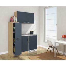 RESPEKTA Miniküche »MK130ESROS«, mit E-Geräten, Gesamtbreite: 130 cm