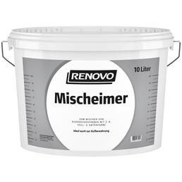 RENOVO Mischeimer Kunststoff 10 l