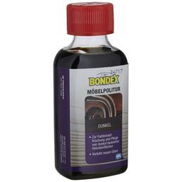 BONDEX Möbelpolitur dunkel 0,15 l
