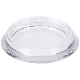 HETTICH Möbeluntersetzer, rund, transparent, Ø 40 x 12 mm