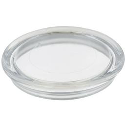 HETTICH Möbeluntersetzer, rund, transparent, Ø 50 x 12 mm