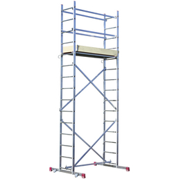 KRAUSE Montagegerüst »CORDA«, 420 cm Gerüsthöhe