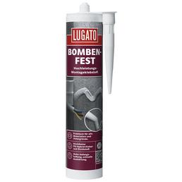 LUGATO Montagekleber, betonfarben, 0,48 kg