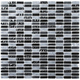 HuH Mosaik Mosaikfliese »Globe«, BxL: 31,8 x 31,3 cm, Wandbelag