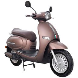 ALPHAMOTORS Motorroller »Cappucino«, 125  cm³, 80 km/h, Euro 4