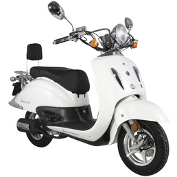 ALPHAMOTORS Motorroller »Retro Firenze«, 50 cm³, 45 km/h, Euro 4