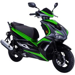 GT UNION Motorroller »Striker«, 50 cm³, 45 km/h, Euro 4