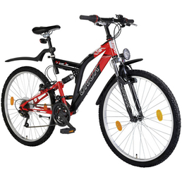 ONUX Mountainbike, 26 Zoll, Damen
