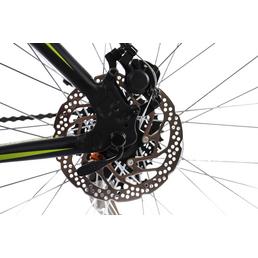 CHRISSON Mountainbike »27,5er«, 27,5 Zoll, 24-Gang, Unisex