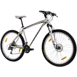 CHRISSON Mountainbike »27,5er«, 27,5 Zoll, 24-Gang, Unisex